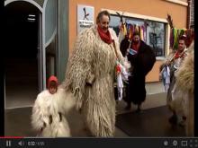 Obhodi kurentov / Shrovetide Parade of Kurenti