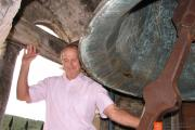Bell-ringing. Photo: M. Kovačič, 2006