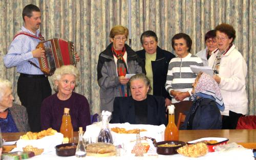 Members of the Osilniška dolina Association.