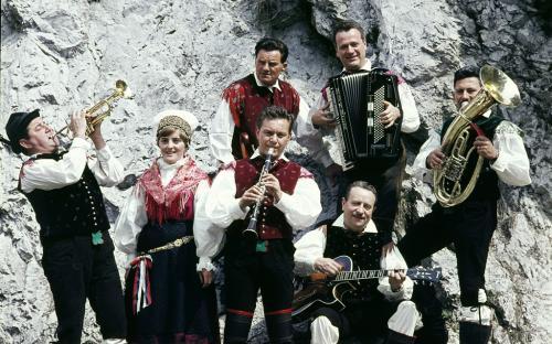 Folk music.