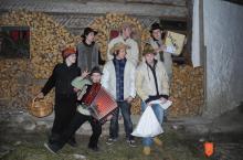 Neformalno organizirana fantovska skupnost - Studor. Foto: Tatjana Dolžan Eržen, 2011.