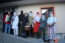 Neformalno organizirana fantovska skupnost - Bohinjska Češnjica. Foto: Tatjana Dolžan Eržen, 2011.