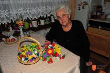 Marica Lesjak. Foto: A. Jerin, 2012.