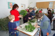Društvo Baška dediščina. Foto: Cveto Zgaga, 2011.