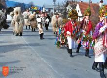 Kulturno folklorno društvo Podlehnik. Photo: Ana Arnuš, 2009.