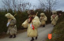 Društvo koranti Podlehnik. Photo: Sandi Šprah, 2013.