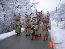 Društvo Kurenti Ptuj 1. Photo: Sonja Korošec, 2010.