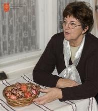 Elizabeta Urisk. Photo: Tomislav Vrečič, 2008.