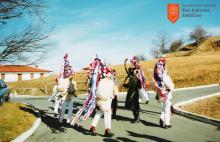 Škoromati Javorje. Foto: Vasja Valenčič, 2005.