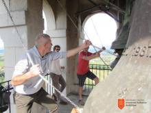 Ivan Mercina Bell-ringing Society. Photo: G. Babič, 2015