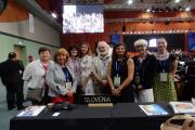 Slovenska delegacija v Port Louisu na Mavriciju
