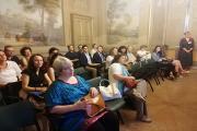 Udeleženci 13. srečanja, Univerza Pavia, Oddelek za muzikologijo, Cremona. Foto: A. Pukl, 2019
