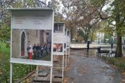 Gostovanje razstave v Sofiji. Foto: B. Rogelj Škafar, 2018