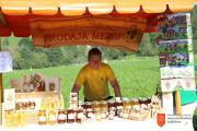 Prodaja medu. Foto: M. Špiček, 2016.