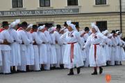 Vuzemski plesi in igre v Metliki. Foto: G. Kušar, 2011
